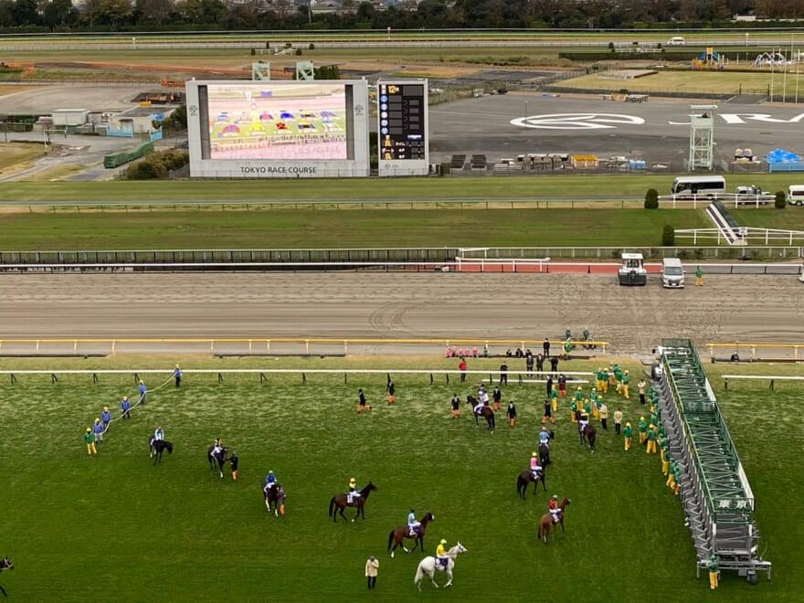 ドラマチックなレース展開を見せてくれた「競馬」に心奪われてしまいました。[守屋光治ブログ]