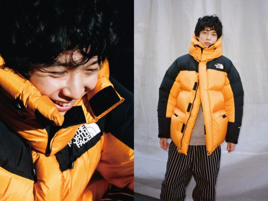 ザ・ノース・フェイスのヒムダウンパーカを鈴木 仁が着こなす!【中田撮ファッション! #001】