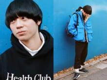 スウェットセットアップの新定番を水沢林太郎が着る!【中田撮ファッション! #002】