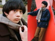 アクネの無地スウェットが、普通だけど普通じゃない!【中田撮ファッション! #006】