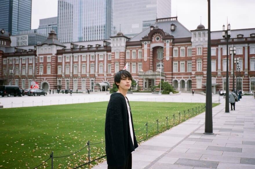 中田圭祐が撮るメンズノンノモデルの素顔──坂田秀晃