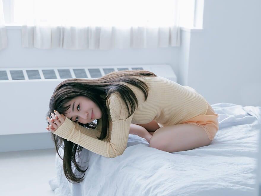女神降臨!  田中みな実×メンズノンノ3月号、メイキングムービーを特別公開