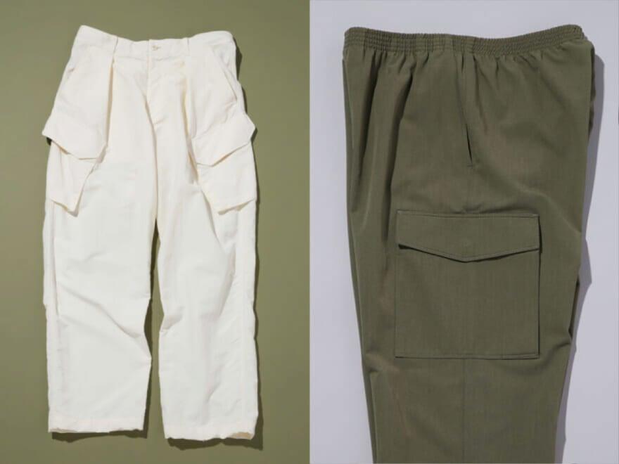 最旬ミリタリーパンツ6選!上品に履ける&合わせやすさが魅力