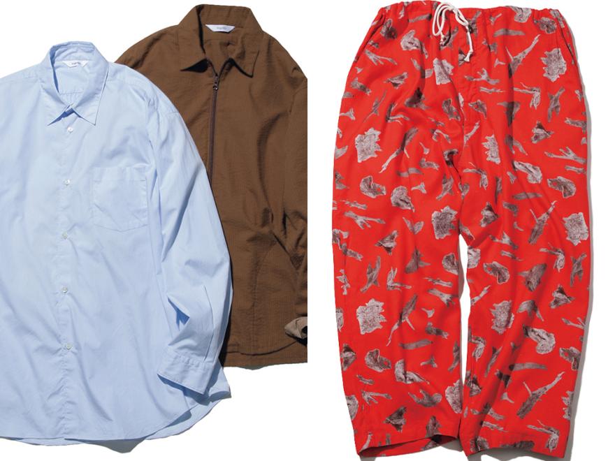【国内デザイナーの服が欲しい】注目の4ブランド #この春みんなが欲しい服