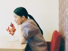 【福地桃子と、フルーフ・デゥ・セゾン。] #きみとTOKYOパフェ