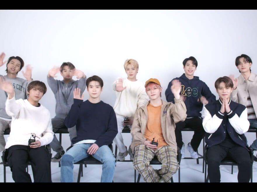 NCT 127のコメント動画を公開!メンズノンノ4月号特別版で表紙に初登場