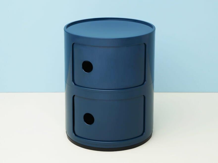 名品!ドラム缶型の棚が使えすぎる【新生活インテリア・買いたいものカレンダー/収納&棚編①】