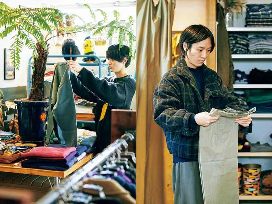 [祐天寺ON THE HILL]オンラインでも買える古着屋に潜入取材! #ポチれる古着屋に行ってみた PART2