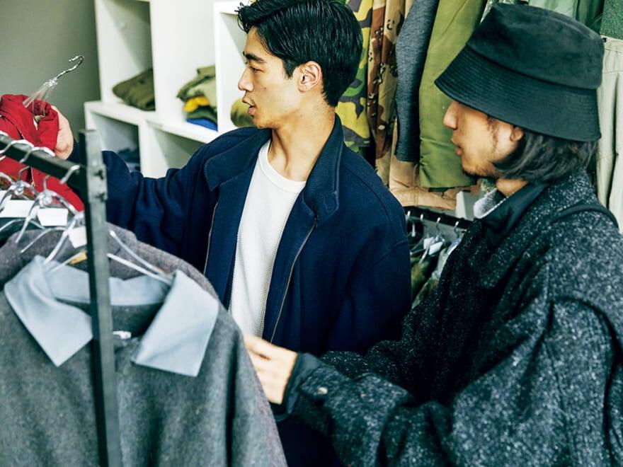 [下北沢mu]オンラインでも買える古着屋に潜入取材! #ポチれる古着屋に行ってみた PART3