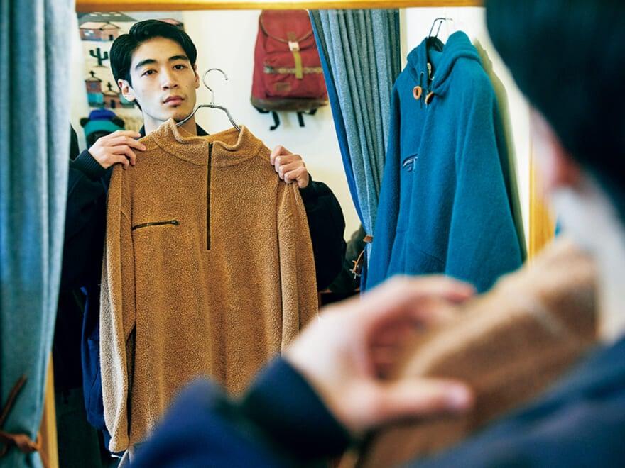 [松陰神社前warming]オンラインでも買える古着屋に潜入取材! #ポチれる古着屋に行ってみた PART4