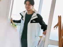 【リアルに欲しい1点】メンズノンノモデル中川大輔が欲しい、ファーストダウンのシェルジャケット