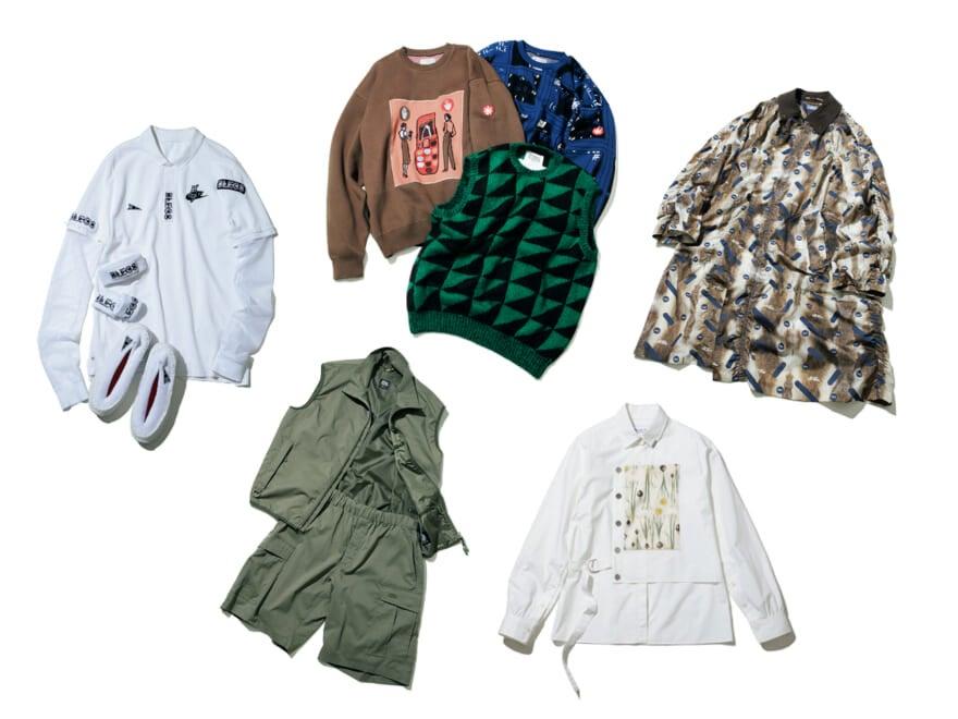 【編集部PICKS】ニュースな春アウター、NYの新進日本人ブランドに街で着るアウトドア