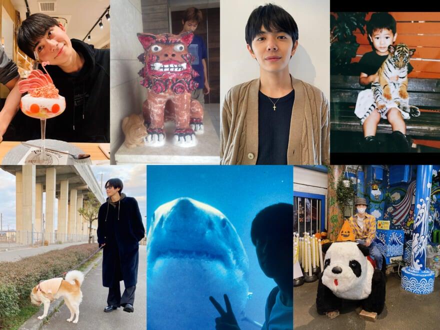【猫派?犬派?】5歳の成田 凌。メンズノンノモデルに聞いた動物の思い出①