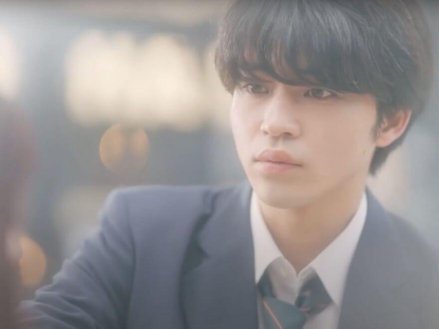 中田圭祐が年下の高校生役!大人気少女漫画の胸キュンシーン再現PVが完成