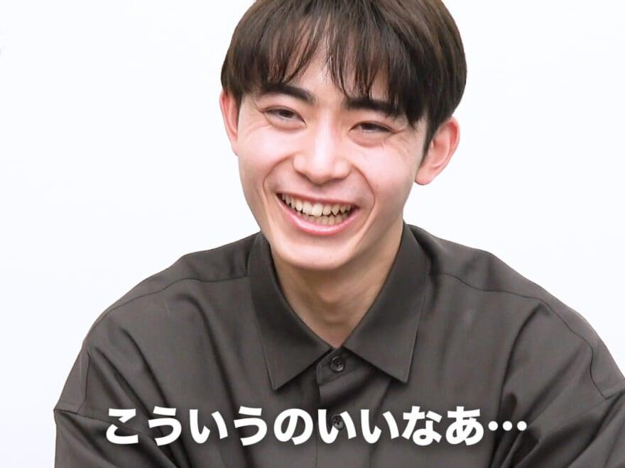 「こんな仕事、僕もしたい…」メンズノンノモデル・豊田裕大が3月号美容特集を動画で紹介!
