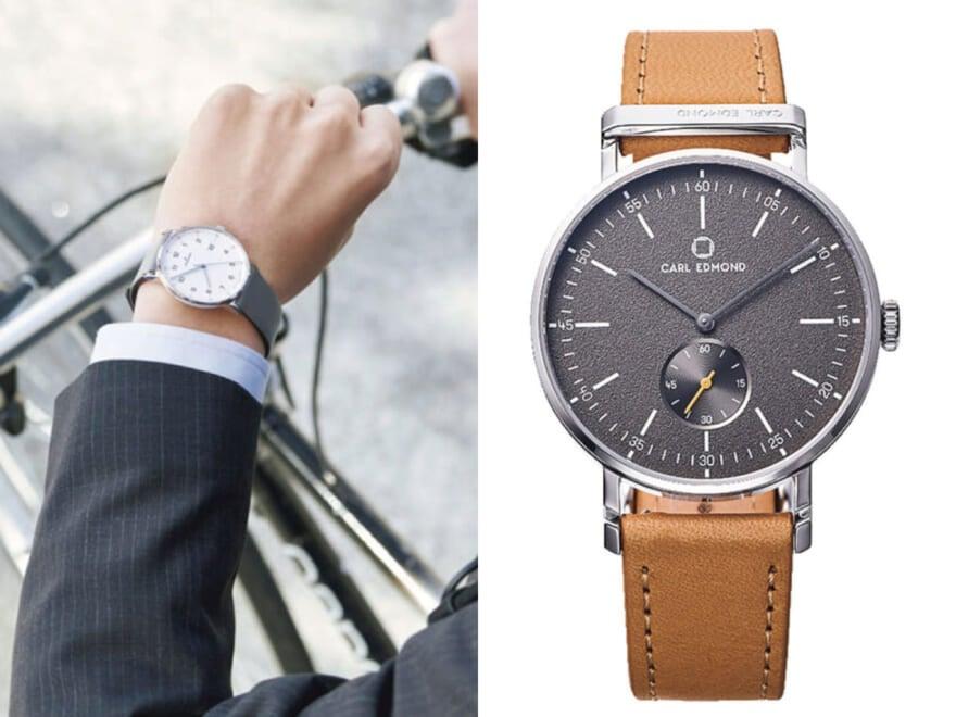 【スーツに映える腕時計8選】薄型ドレスウォッチで袖口スマート、スーツに合うスマートウォッチも!