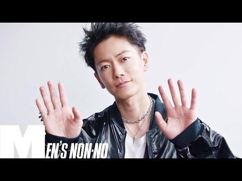 佐藤健さんのメッセージ動画を公開!メンズノンノ5月号表紙に登場