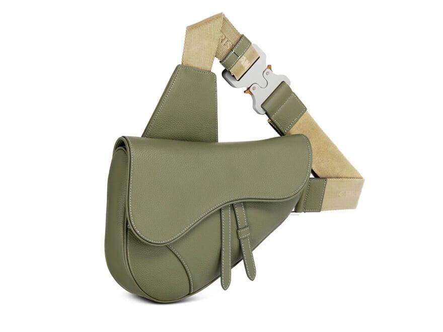 Diorのサドルバッグがマキシサイズに!カジュアルユースに最適なニューラインが登場