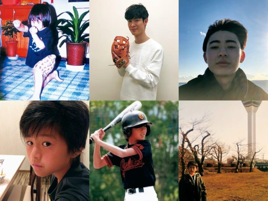 これは誰の写真?  宮沢氷魚、鈴鹿央士…。メンズノンノモデルの子供の頃の夢は①