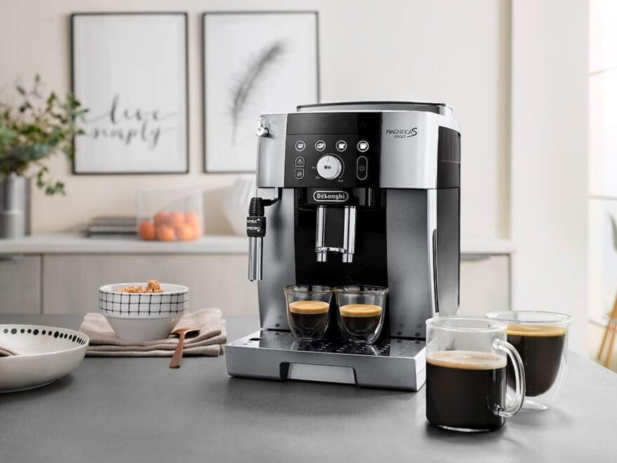 至高の1杯を家で! デロンギの全自動コーヒーマシンに直営店限定モデルが登場