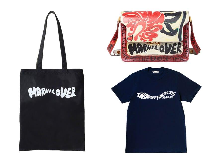 マルニの2021年春夏コレクションを集めたポップアップストア、渋谷パルコにて開催!