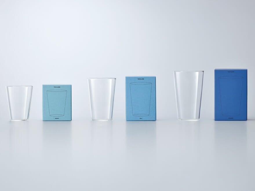 [THE]グラス、醤油差し、マウスウォッシュがリニューアル。ちょっとおしゃれな日常や、ギフトにも最適!