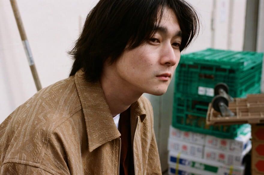 中田圭祐が撮るメンズノンノモデルの素顔──栁 俊太郎/後編