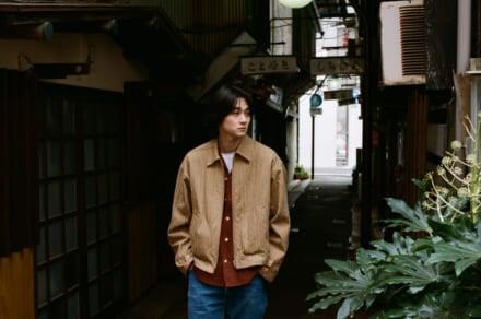 中田圭祐が撮るメンズノンノモデルの素顔──栁 俊太郎/前編