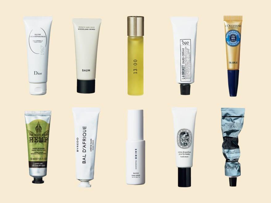 [ハンド&ネイルケア名鑑10選]香り、保湿、デザインetc…美容のプロが厳選した!