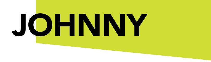 JOHNNY ジャニー