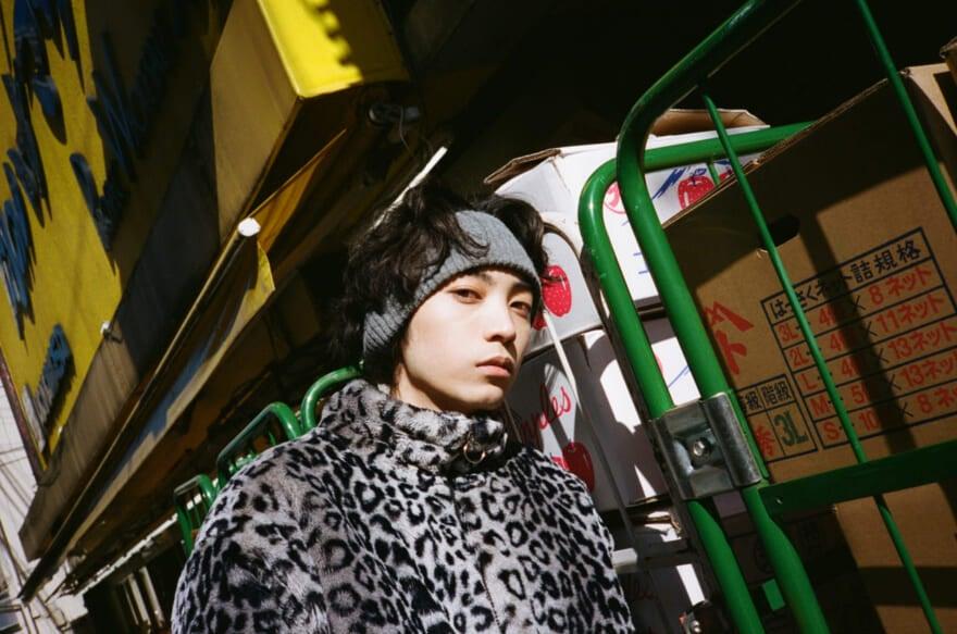 中田圭祐が撮るメンズノンノモデルの素顔──岸本ルーク