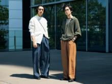 [おしゃれなあの人の夏コーデ]ファッションプロ編② #100人の夏、ファッション所信表明!