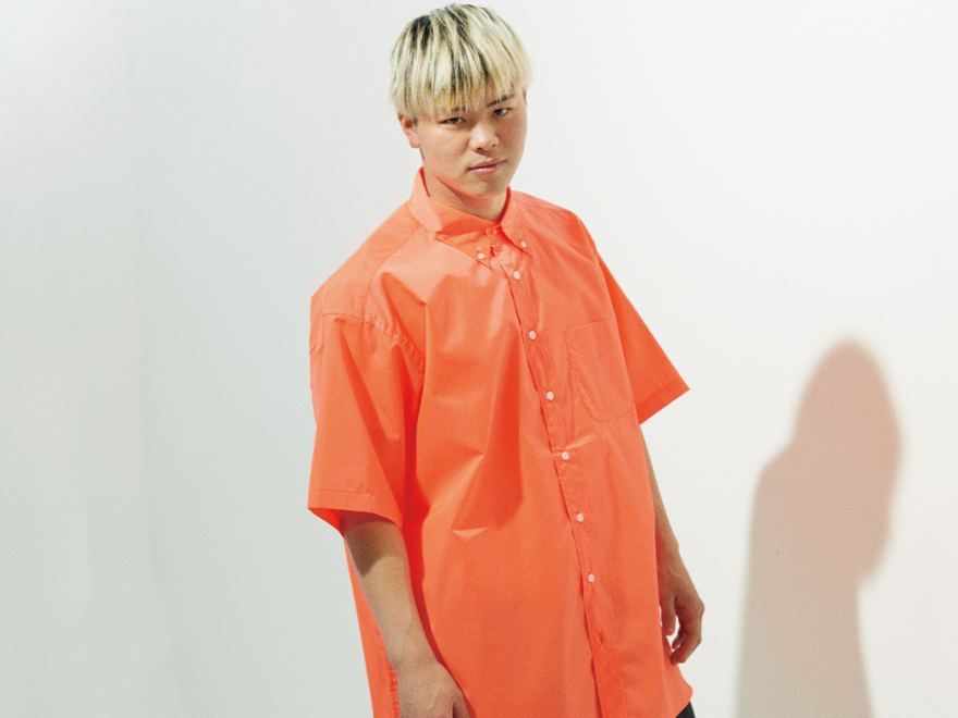 【那須川天心】「僕のオーラカラーがあったとしたらオレンジ」#100人の夏、ファッション所信表明!