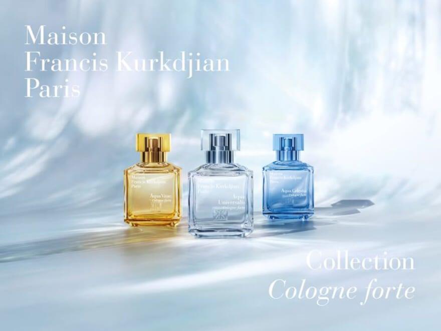 【メゾン フランシス クルジャン】新作はさわやかさと光に満たされる香り3種
