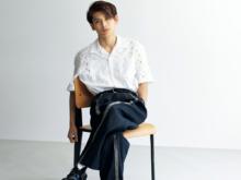 【さなり】「きれいめなシャツスタイルが新鮮!」#100人の夏、ファッション所信表明!