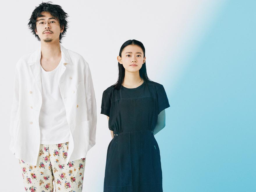 【成田凌&杉咲花】本日最終回・「おちょやん」主演の2人が登場!#100人の夏ファッション、所信表明!