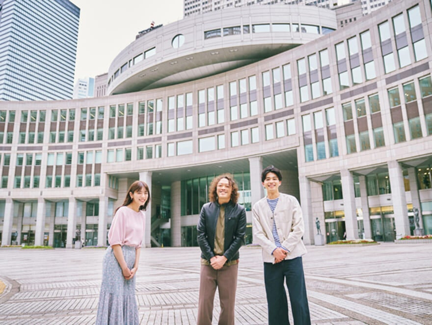 中田圭祐&貴島明日香と考えてみる。僕らの「投票」で、僕らのミライが変わる!【7月4日は東京都議会議員選挙】