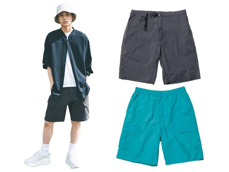 [アウトドアショーツ4選]今年は人とかぶらないショーツを!#今すぐ使える!春夏ファッションQ&A