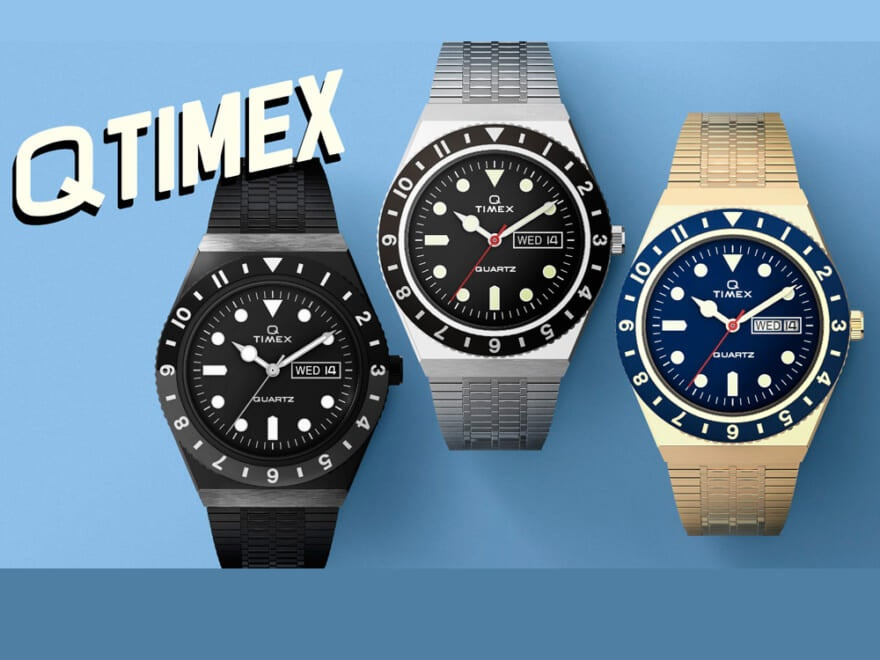 即完売の人気時計「タイメックス」に新色!バーニーズ ニューヨークで先行発売も