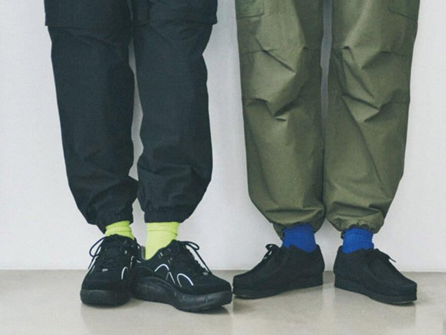 [靴を買わずに足元リニューアル]カラーソックスが断然おすすめ!#今すぐ使える!春夏ファッションQ&A