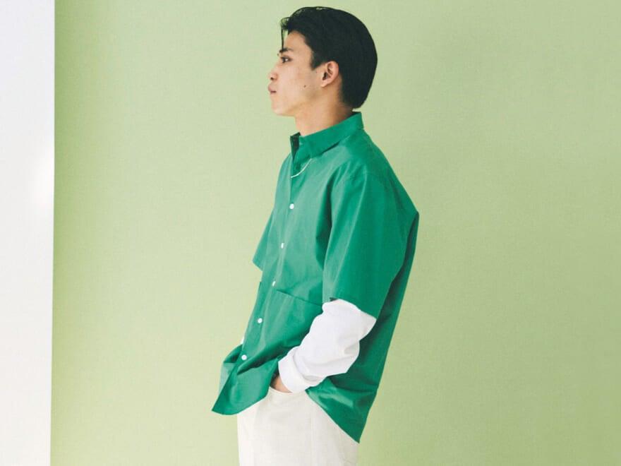 トレンドのグリーンはホワイトとの合わせ方が断線おすすめ!#今すぐ使える!春夏ファッションQ&A