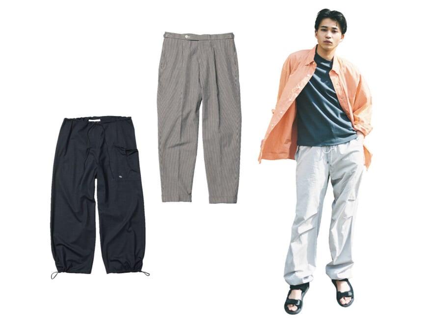 [涼感パンツ4選]暑がりだけど、ショーツは苦手な人へ!#今すぐ使える!春夏ファッションQ&A