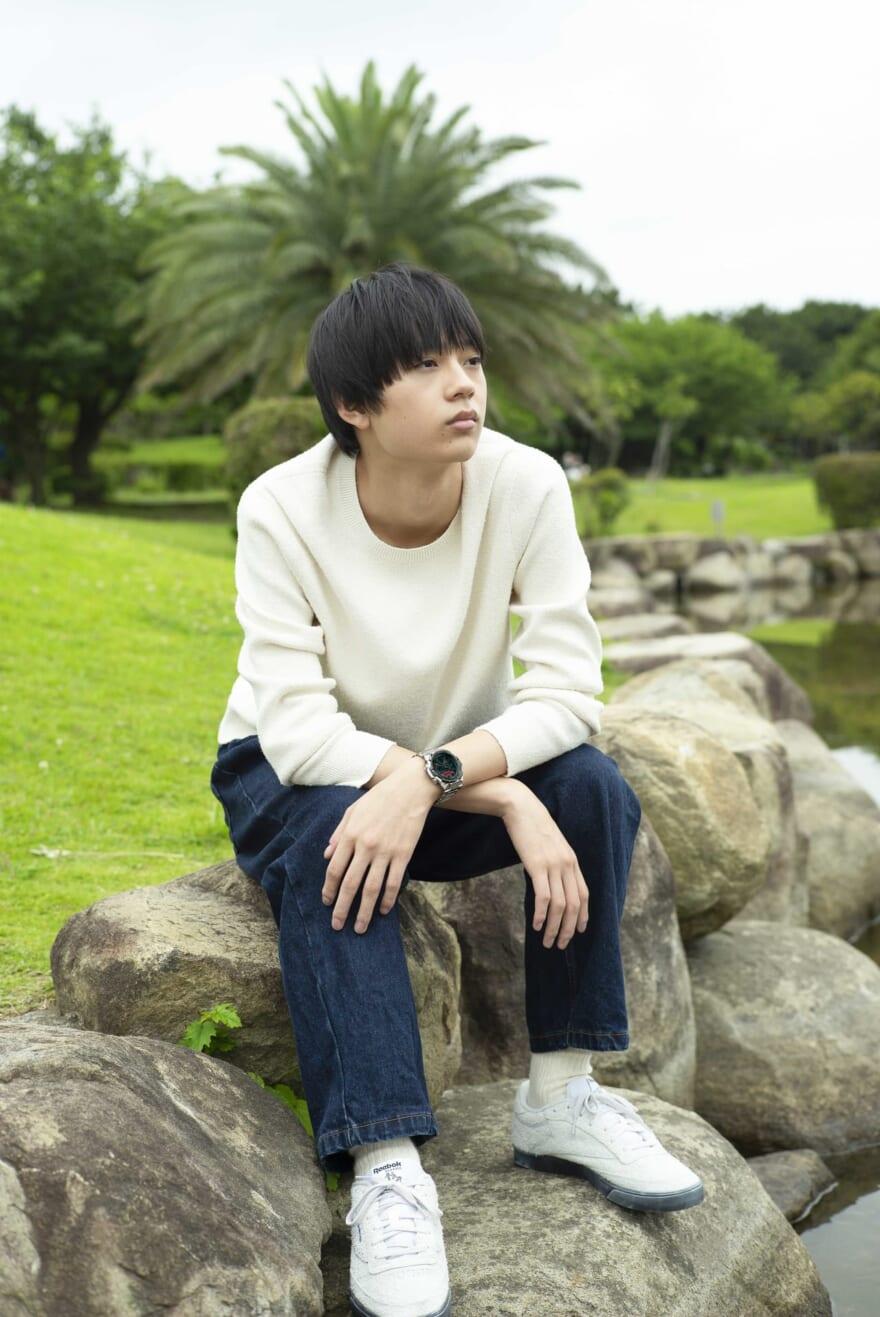 G-SHOCK水沢林太郎5