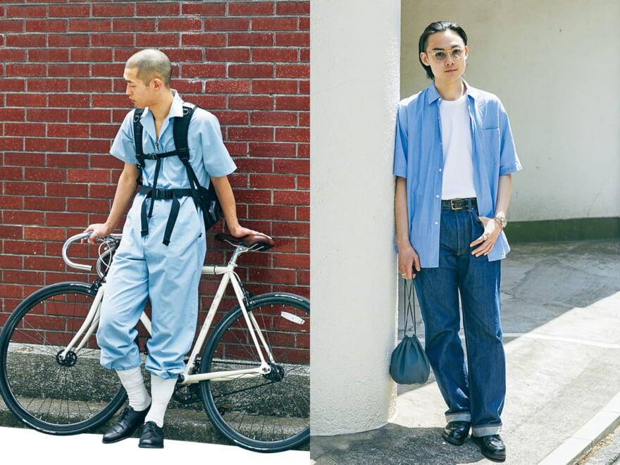 おしゃれ好きはみんな仲間! ファッション賢者スナップ、服選び&コーデの視点