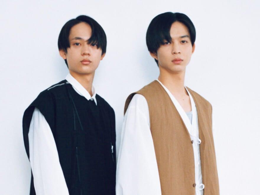 【水沢林太郎・鈴木仁】シミラーな二人の「強ファッションのすすめ」 #MEN'S NON-NO MODEL 2021
