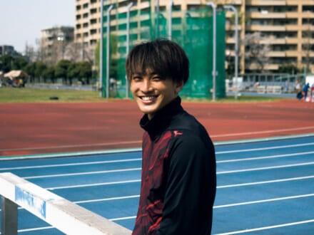 より高く、より遠くへ、純粋に跳ぶことが好きだから。走幅跳・橋岡優輝インタビュー
