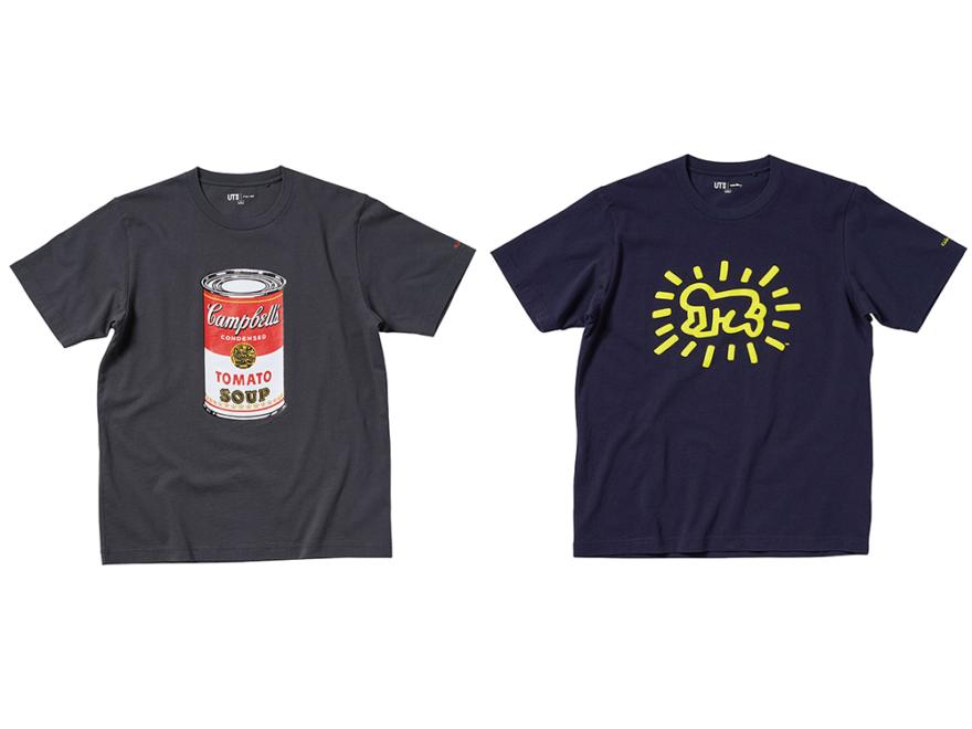[ユニクロ×ポップアートの巨匠]Tシャツやバッグ、UT初のシューズも登場!