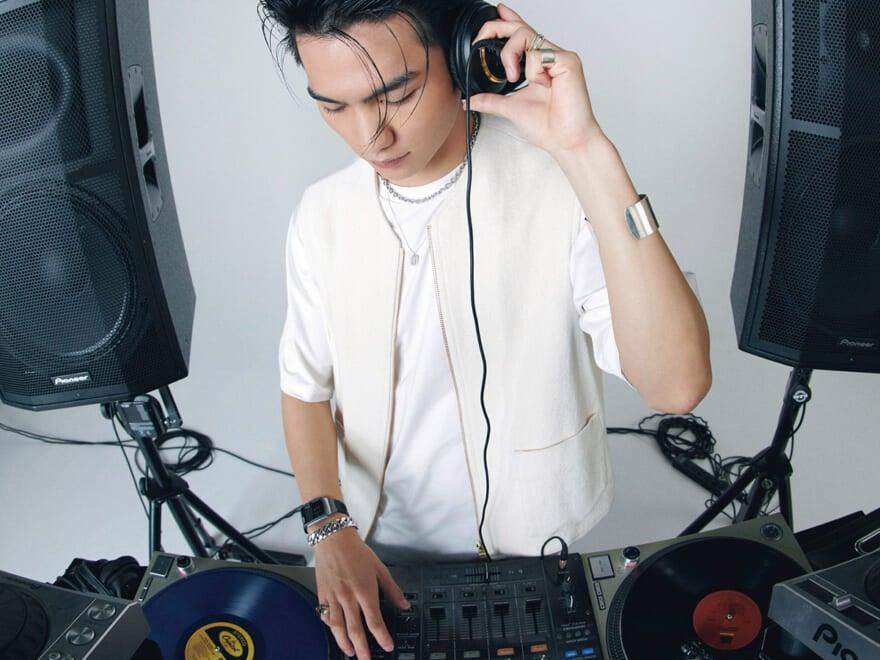 【大平修蔵】DJ Shuzo・じゃらじゃらアクセとオリジナルプレイリスト #MEN'S NON-NO MODELS 2021