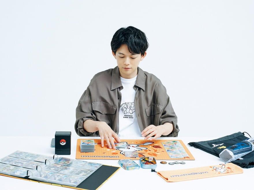 芸能界最強のポケカ愛!松丸亮吾さんに聞く、ポケモンカードゲームの魅力とは?
