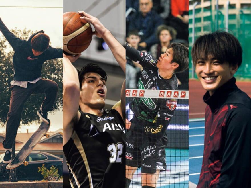 【東京オリンピック 開幕!】メンズノンノ限定、出場選手7人のインタビュー&ファッションスタイル